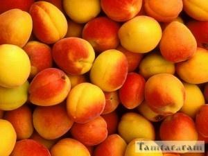 Абрикосы - полезный фрукт