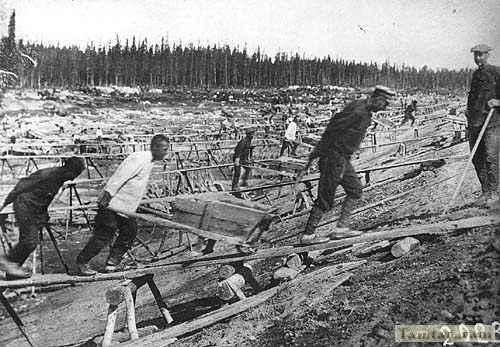 первый зомби в СССР