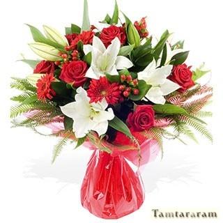 Правильно выбрать букет цветов