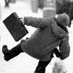Как ходить зимой