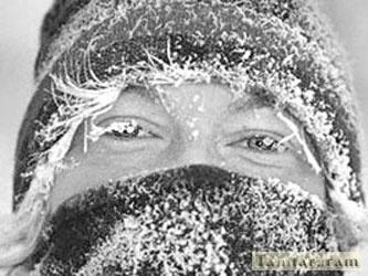 Как правильно дышать в морозный день