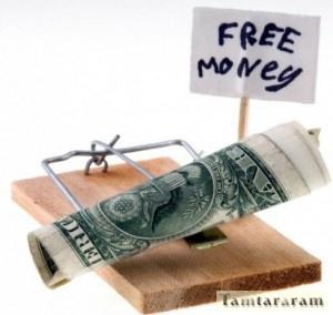 Деньги в интернете на халяву