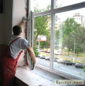 Окна, пластиковые или деревянные